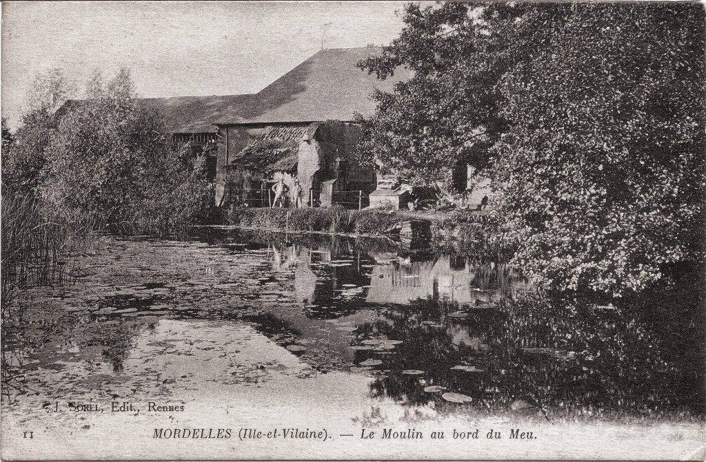 moulin mordelles